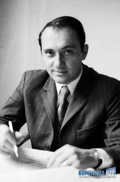 Nikola Felak 1971.