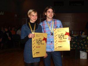 Olga Vilić i Goran Lakuš nagrađeni su pred dvije godine // Foto: Koprivnica.net