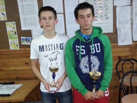 Hrvoje Šifkorn (lijevo) // Foto: TK Koprivnica