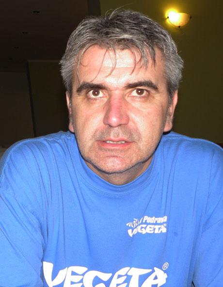 Goran Mrđen // Foto: RK Podravka - Ivo Čičin-Mašansker