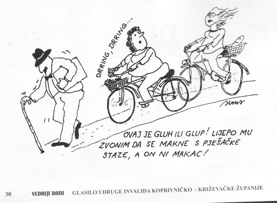 Karikatura Ivana Haramija Hansa