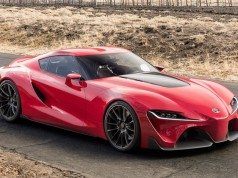 Toyota FT-1 Concept (2014)