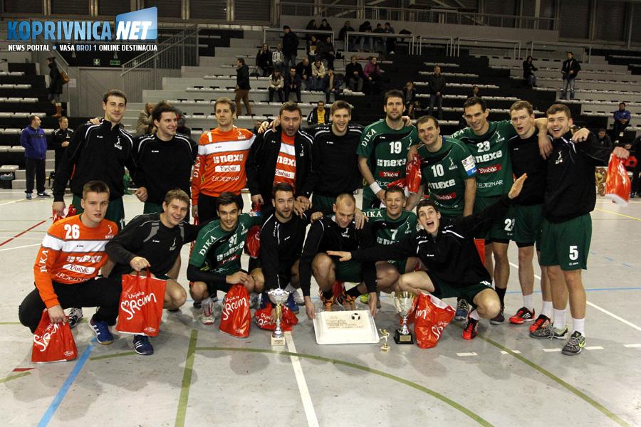 Rukometaši Nexea osvojili su Vrbin memorijal drugi put zaredom // Foto: Koprivnica.net