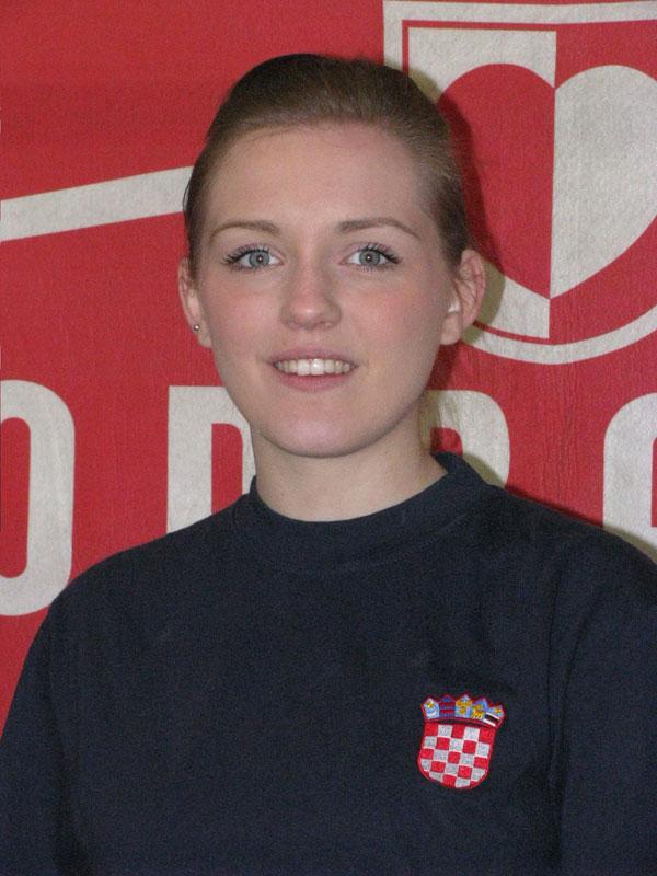 Ivana Babić velika je koprivnička sportska nada