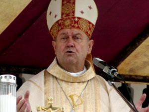 Biskup Mrzljak // Foto: www.biskupija-varazdinska.hr
