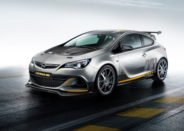 Opel Astra OPC Extreme (2015)