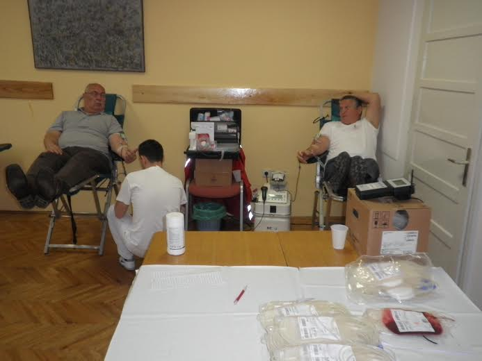 Nove prostorije za darivanje krvi