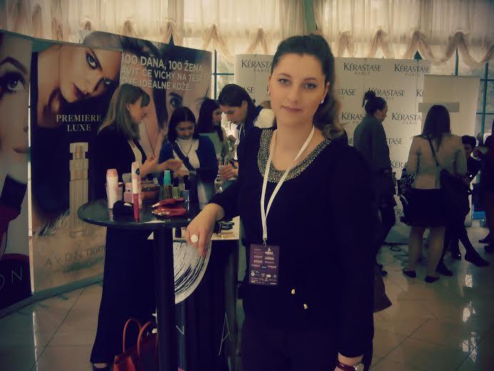 Marija Šmic na Avon Beauty Blog Dayu 2014. kao koprivnička blogerica - ePodravina.hr