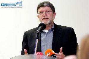 Zastupnik u Europskom parlamentu Tonino Picula // Foto: Koprivnica.net
