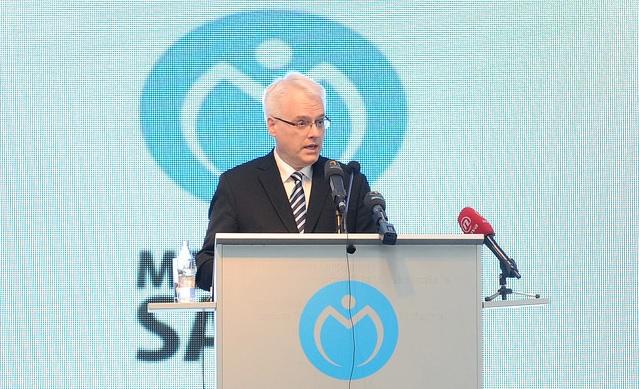 Foto: Službena fotoarhiva predsjednika Josipovića