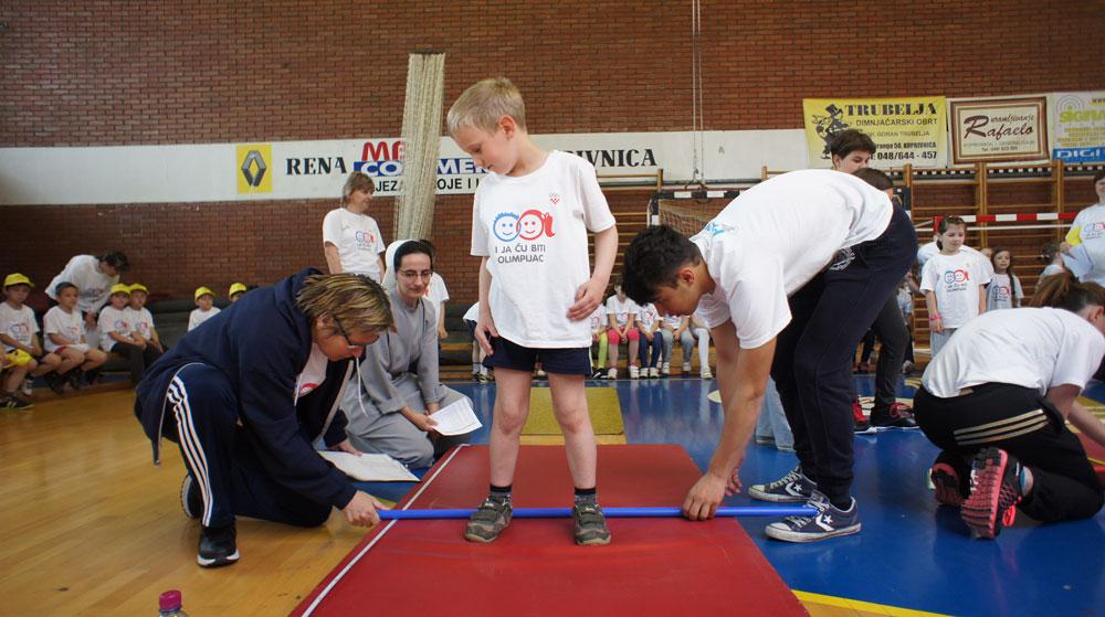 Natjecala su se djeca iz vrtića iz Koprivnice i okolnih općina // Foto: ZŠU Koprivnica