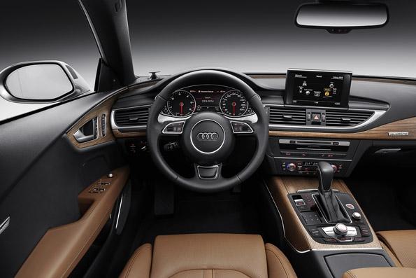 Audi A7 Sportback interijer