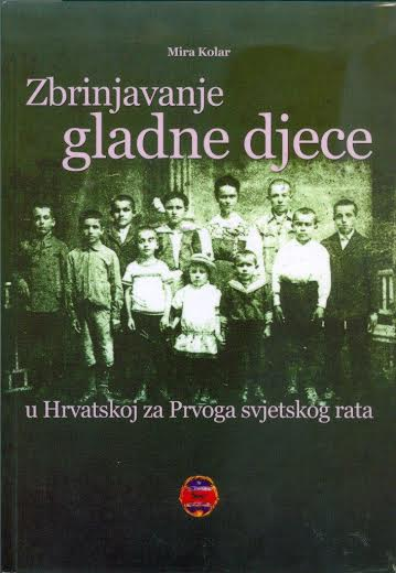 Naslovnica knjige Mire Kolar Dimitrijević