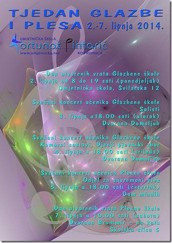 Program Tjedna glazbe i plesa