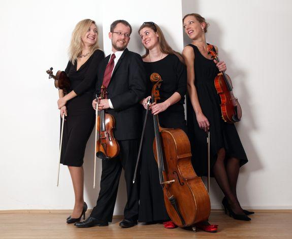 Gudački kvartet Porin