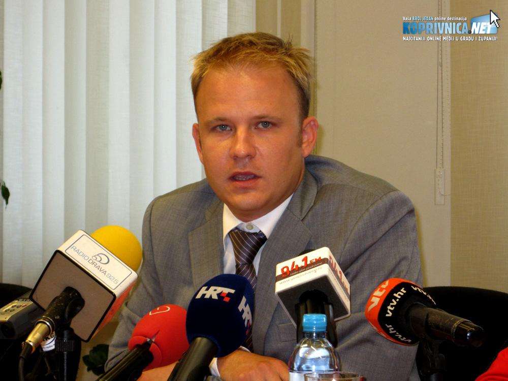 Mišel Jakšić // Foto: Koprivnica.net