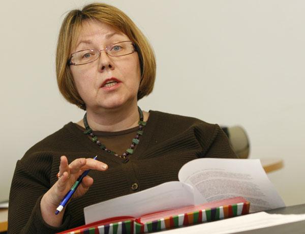 Dijana Sabolović Krajina // Foto: Arhiva
