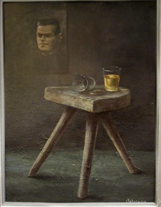 Šabarićev portret Frana Galovića