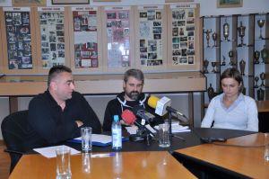 S konferencija za novinare // Foto: www.koprivnica.hr