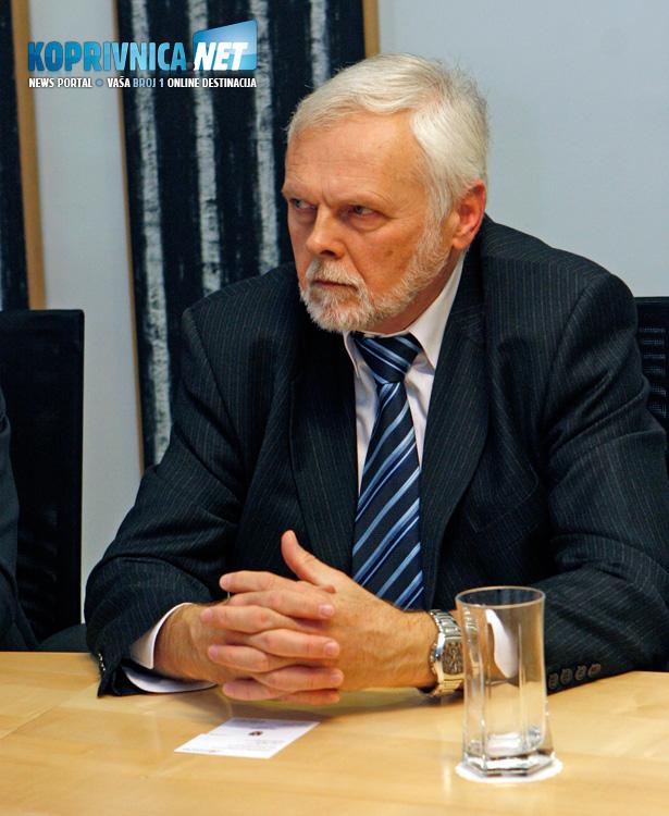 Zoran Gošek, šef koprivničkog SDP-a