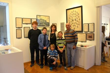 Koprivnički učenici s mentorima u Hrvatskom školskom muzeju