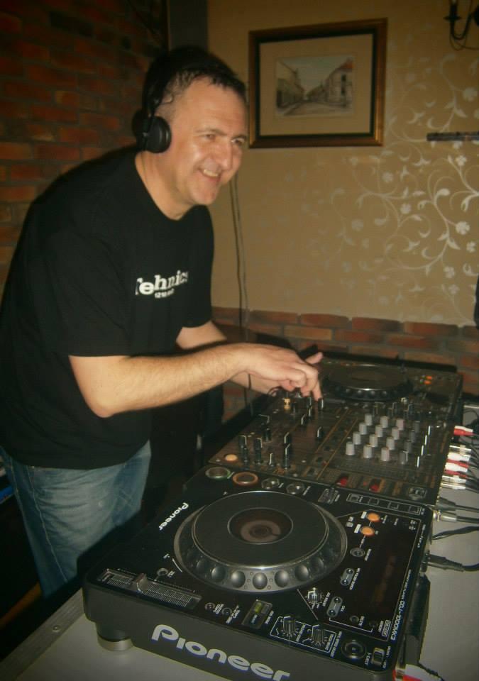 DJ Krnya // Foto: Facebook