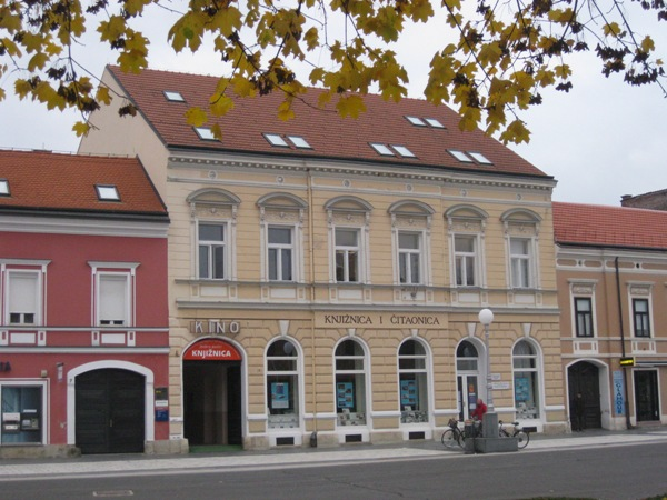 Koprivnička knjižnica