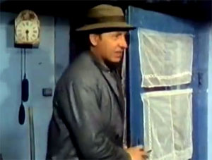 Martin Sagner kao Dudek u legendarnoj seriji Gruntovčani // Screenshot: Youtube