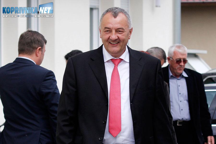 Krunoslav Vitelj, direktor Županijske komore Koprivnica