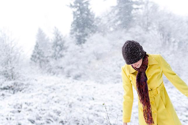 """Hladnoće se ne treba bojati, """"slojevita odjeća"""" i nema zime // foto: ilustracija"""
