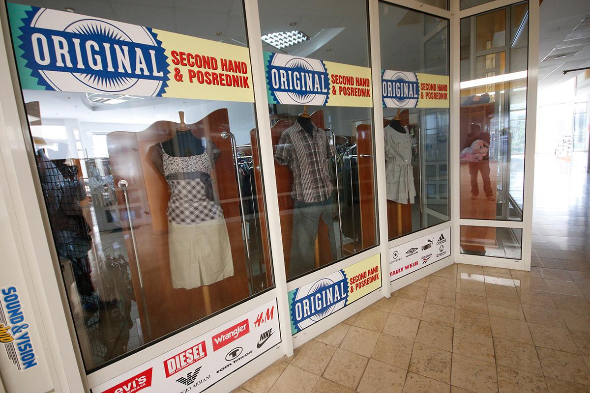 Lokacija trgovine - Martinovka 1. kat u centru Koprivnice