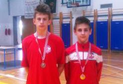 Alen Nogić i Filip Verčević // Foto: HK Podravka