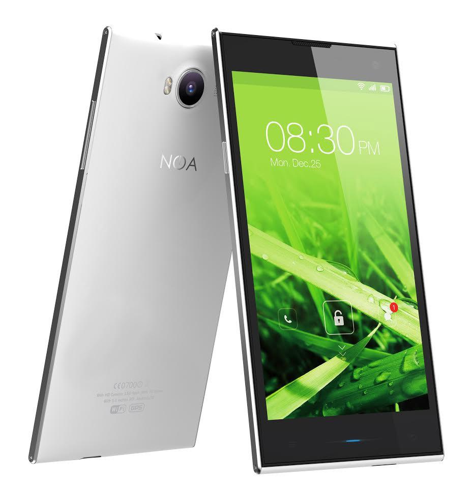 Smartphone NOA je i prvi smartphone hrvatske tvrtke u ponudi tele operatera