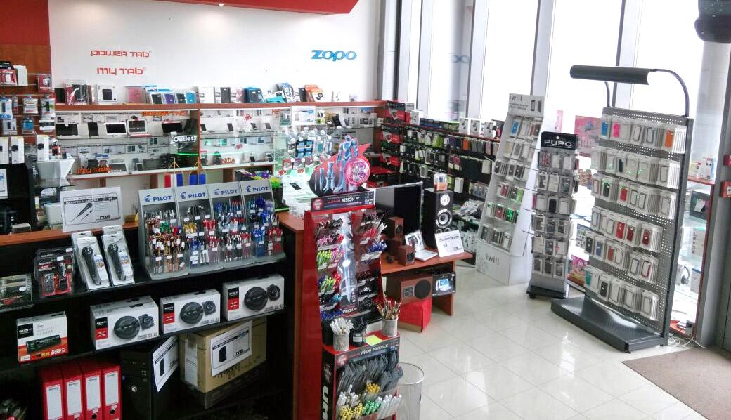 U prodavaonicama Hangara 18 možete pronaći sve što Vam može zatrebati od IT opreme
