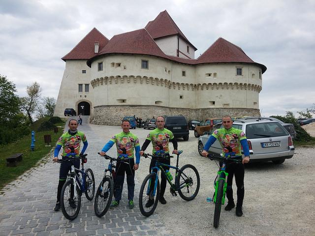 Popajev tim u Velikom Taboru u Zagorju // foto: privatna arhiva
