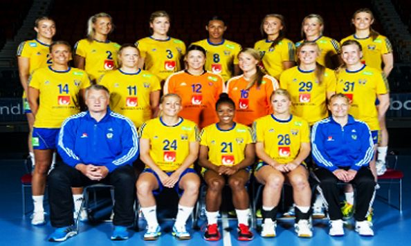 Reprezentacija Švedske // Izvor: www.hrs.hr
