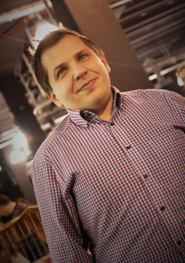Zoran Bogdanović, direktor prodaje i član uprave Hangara 18