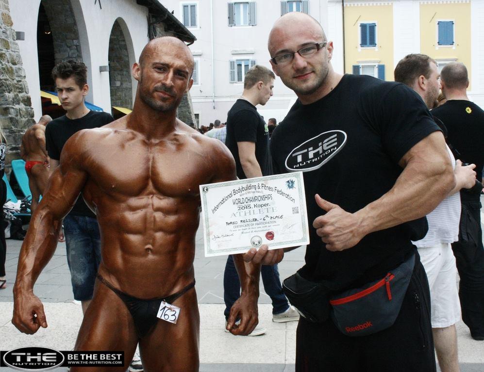 Ressler i Tomas // foto: The Nutrition