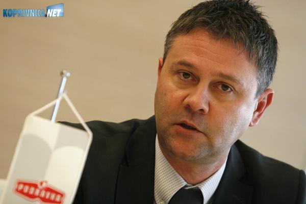 Miroslav Vitković, bivši šef podravkine uprave i bivši direktor tvrtke u Ljubljani // Koprivnica.net