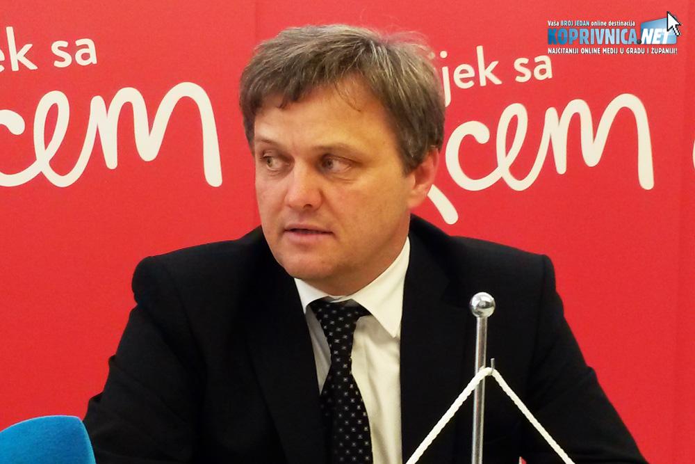 Zvonimir Mršić, predsjednik Podravkine uprave // Koprivnica.net