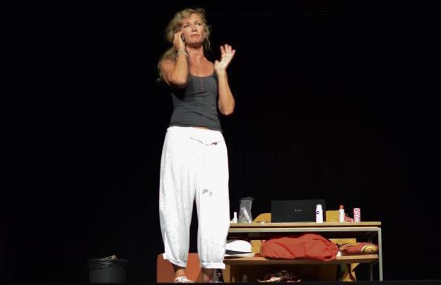 'Milica djeluje kao jedan izrazito odlučan ženski lik koji će prestati pušiti, početi vježbati i raditi na sebi pa čak se i riješiti celulita kako bi se svidjela prvenstveno sebi, a onda i drugima' // Foto: Ena Bebek