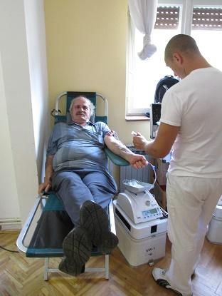 Darivanje krvi 2015