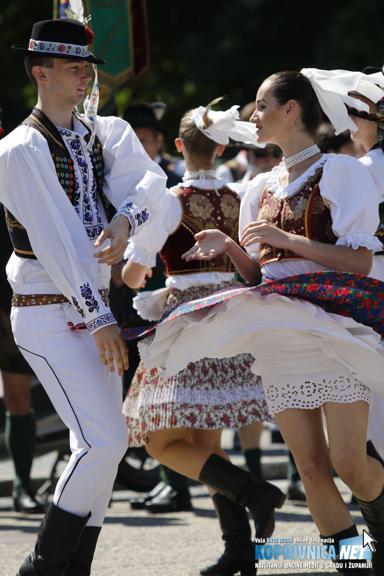Skupina iz Slovačke // foto: Mario Kos