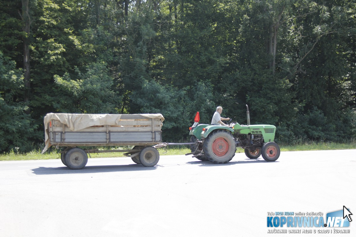 Poljoprivrednici konačno mogu biti zadovoljni otkupnom cijenom pšenice // Zvonimir Markač