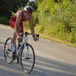 Na utrci na Šoderici nastupit će i koprivnički reprezentativac u triatlonu Denis Pleše // Foto: Arhiva