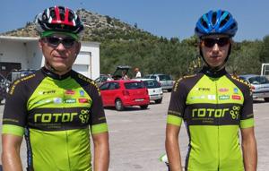 Siniša Herman i Nino Berta // Foto: BK Rotor