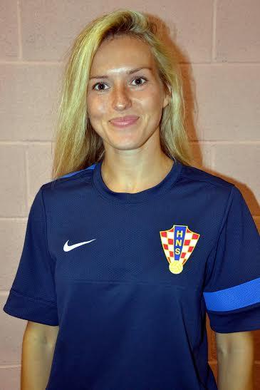 Tihana je bila pomoćna trenerica mladih reprezentacija Hrvatske