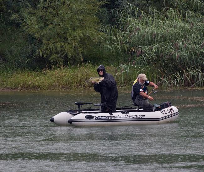 Ribolovci Podravke u akciji