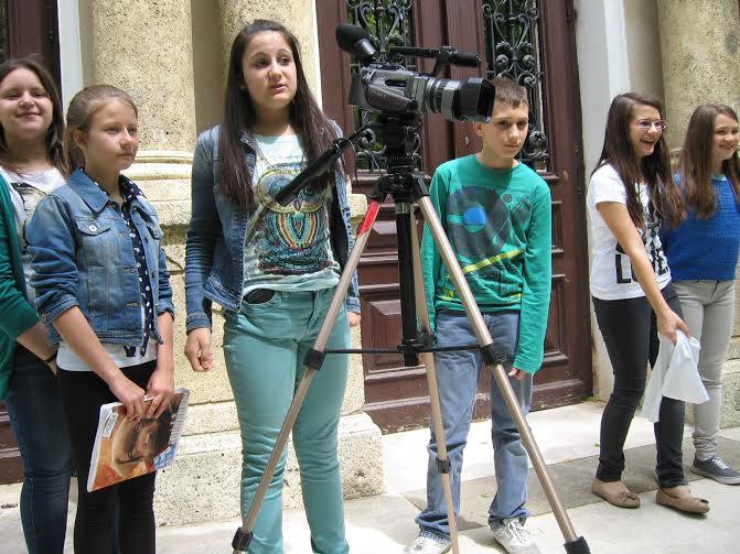Mravci na snimanju filma 'Durica'