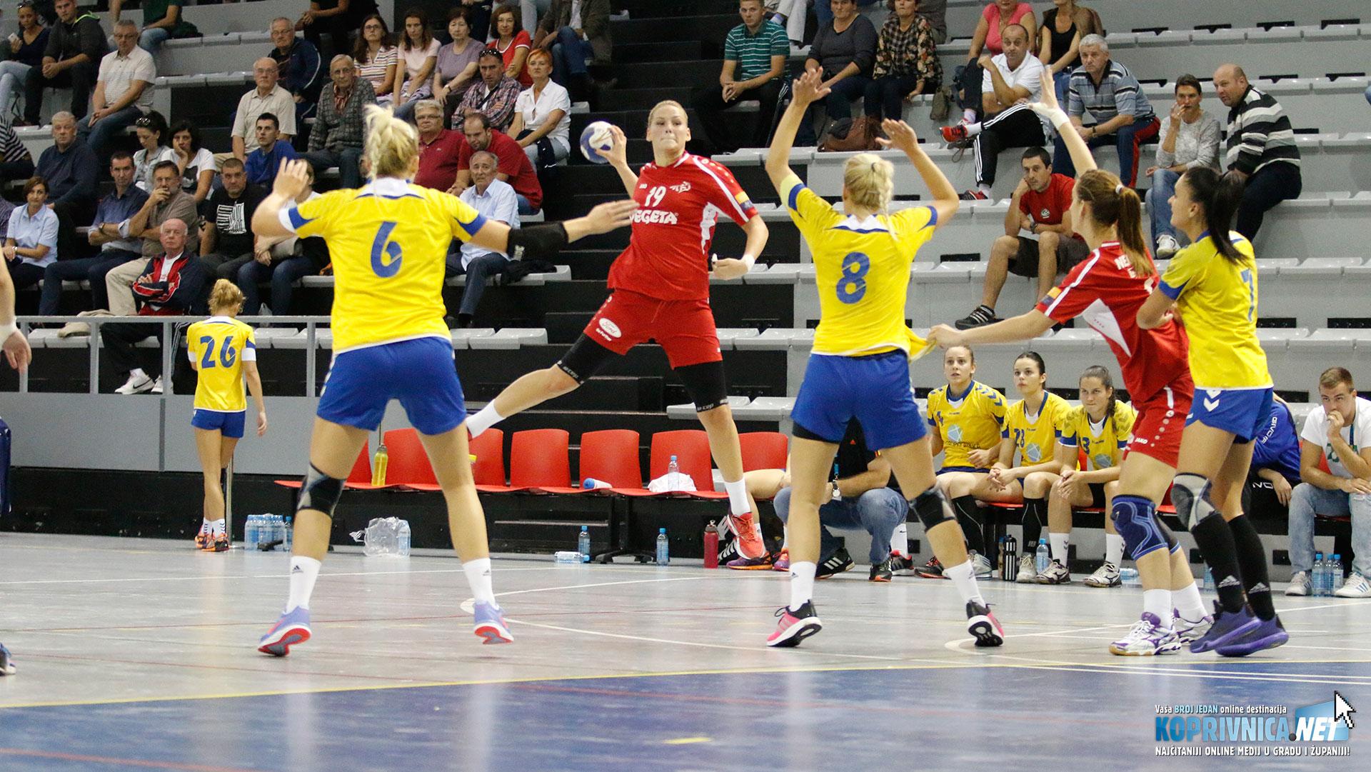 Lana Franković zabila je dva gola svojoj bivšoj ekipi // Foto: Mario Kos